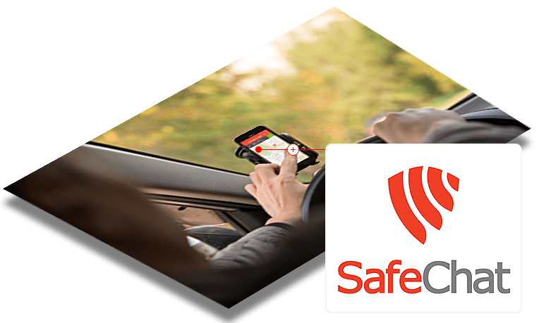 SafeChat comunicarea dispecerat-soferi